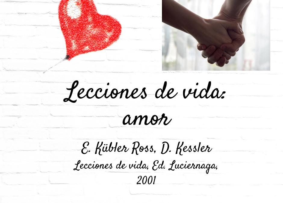 Lecciones de vida: amor