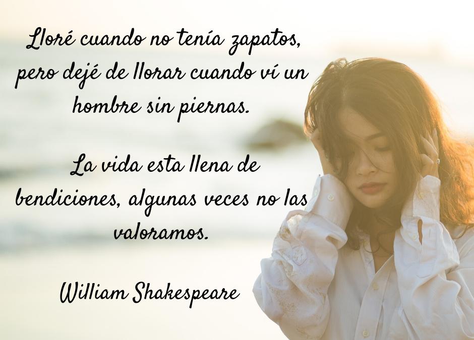 Shakespeare: el conocimiento humano